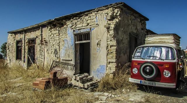 Factores que causan el deterioro de las antiguas casas de mampostería