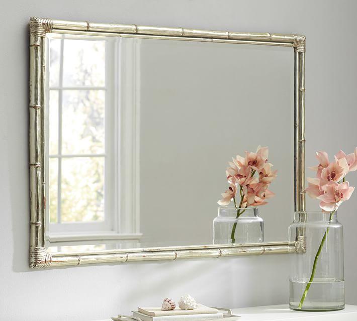 Cómo colgar correctamente un espejo de la pared