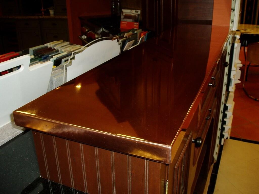 Materiales alternativos para una encimera de cocina - Materiales encimeras cocina ...