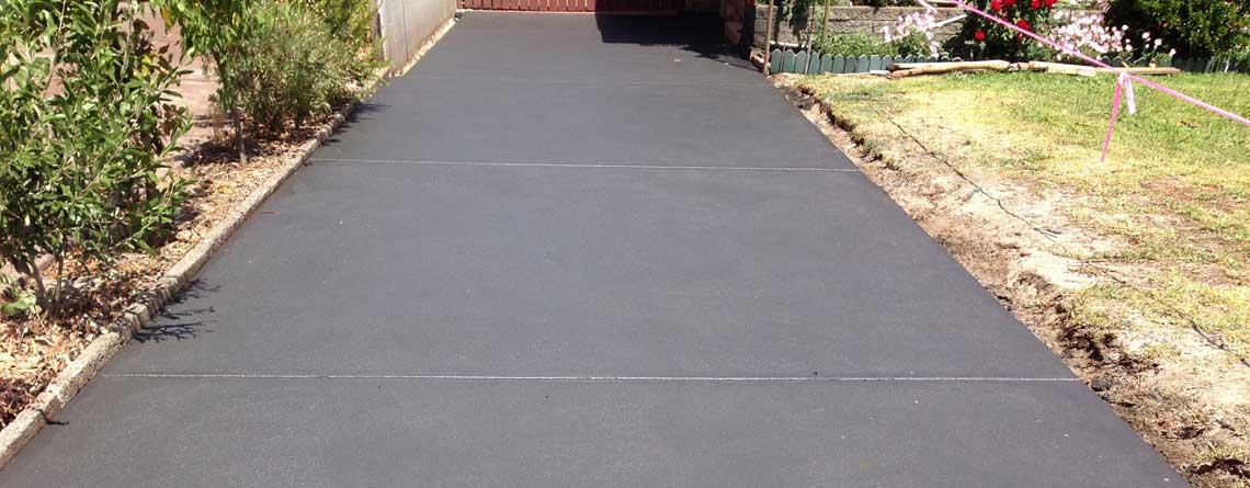 Tips para planificar caminos y entradas de cemento