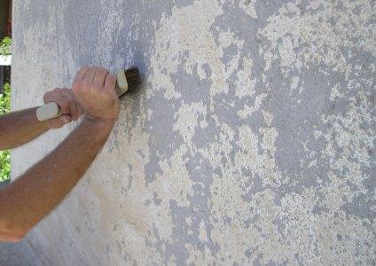 Cómo reparar y limpiar paredes exteriores antes de pintarlas