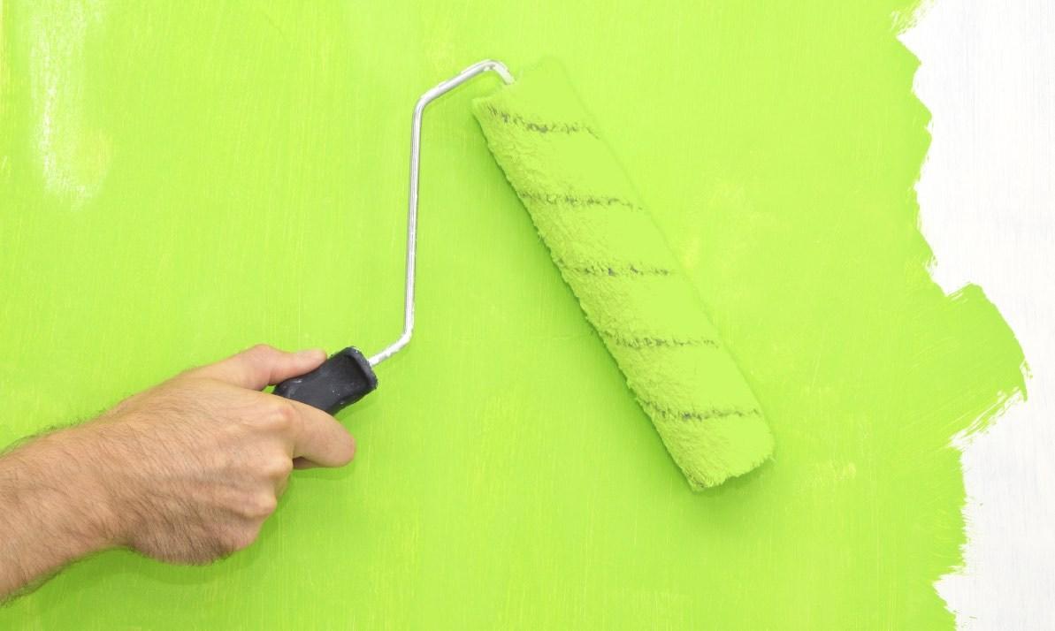 Consejos para pintar paredes interiores alba iles - Pasos para pintar ...
