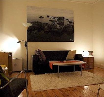 Decoración: Consejos para iluminar una habitación oscura