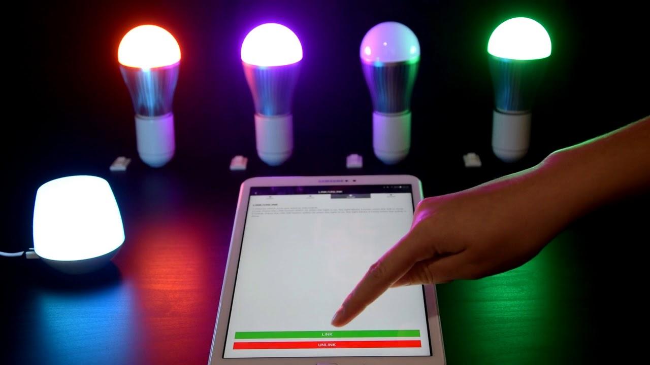 Tecnología en el hogar: Aplicaciones para controlar la iluminación de casa