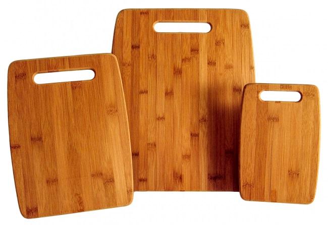 Cómo tratar una tabla de cortar de bambú