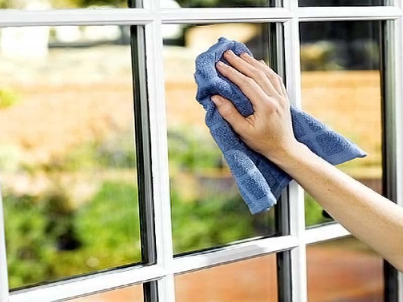 Soluciones para una eficaz limpieza de ventanas
