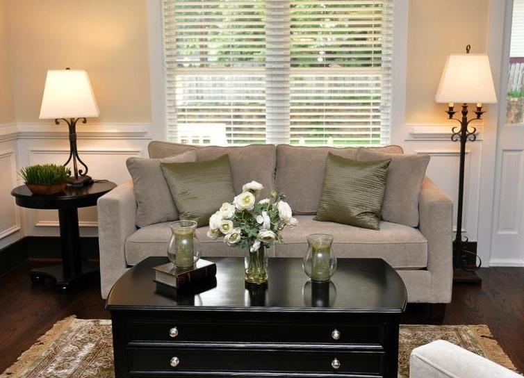 Consejos básicos para distribuir los muebles en una sala
