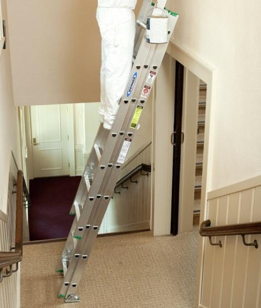 Cómo Pintar Las Paredes De Una Escalera En Casa Albañiles