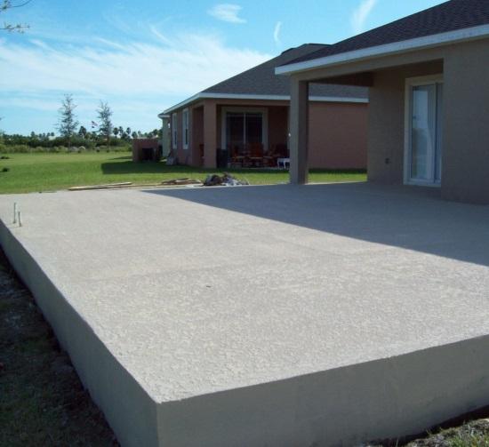 Cómo impermeabilizar un deck de cemento
