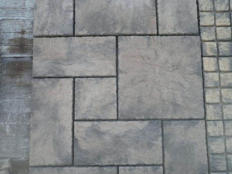 Cómo hacer adoquines de cemento