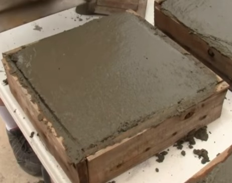 Cómo Hacer Adoquines De Cemento Albañiles
