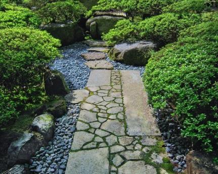 Conceptos Generales Para Colocar Un Camino En Un Jardín