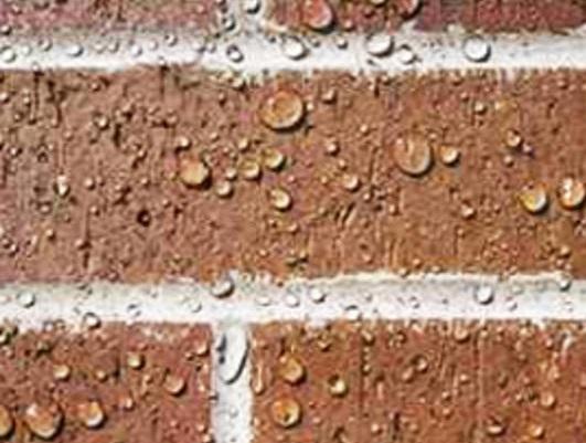 Cómo impermeabilizar paredes exteriores de ladrillo o cemento