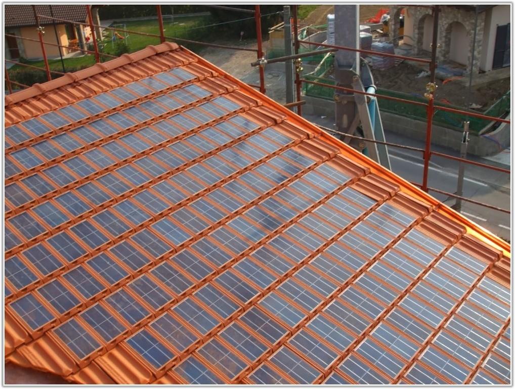 Tejas solares: Qué son y cuáles son sus ventajas y desventajas