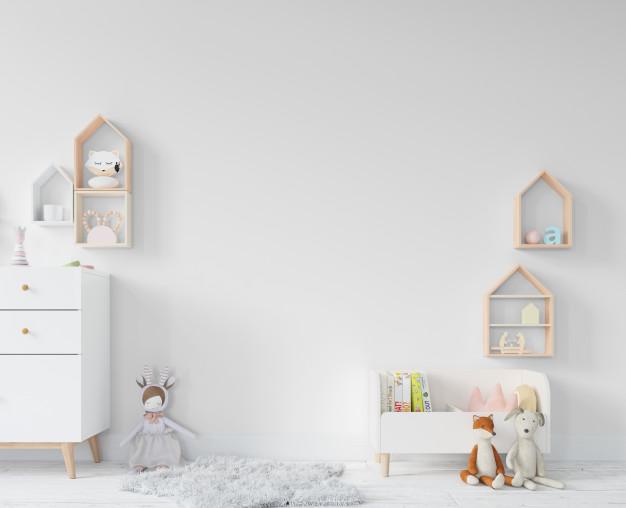 Estanterías para Habitaciones Infantiles