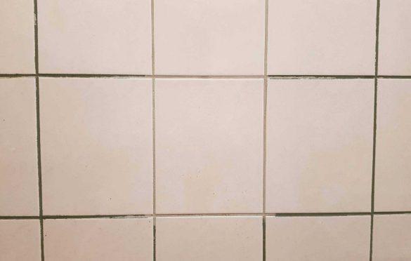 Renovación del baño: Reemplazando la lechada de los azulejos