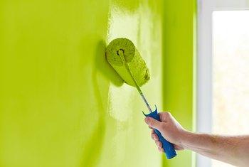 Pintura para interiores: Clasificación y usos