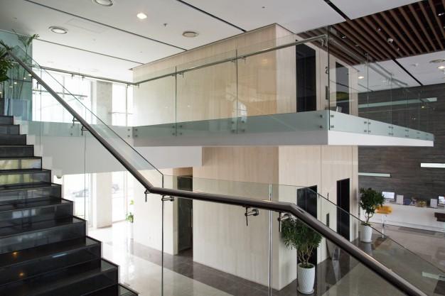 Profilit U-Glass, sistema vidriado autoportante